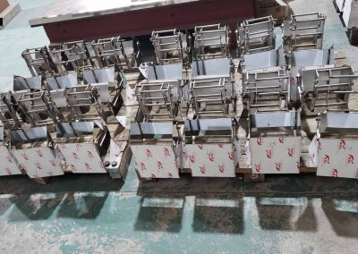 semi weigher hopper