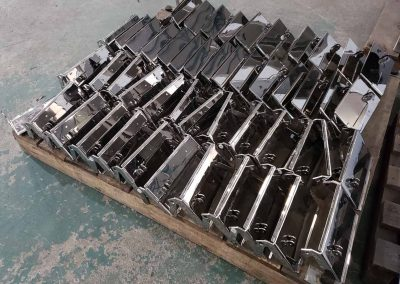weigher hopper parts