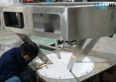 Welding Main Frame