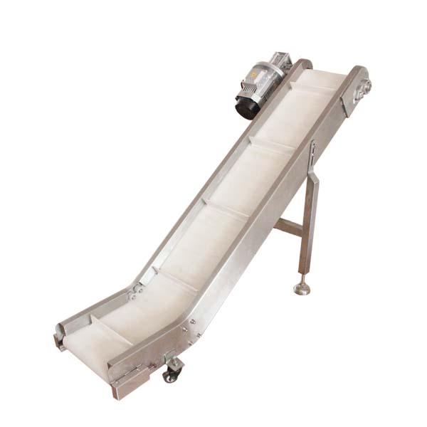 exit discharge conveyor