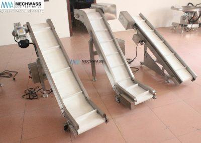 Finished Belt Conveyors